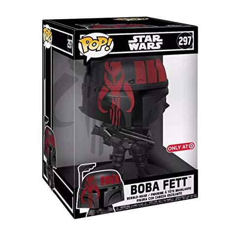 Funko Pop Star Wars Boba Fett, Multicolor (297B)