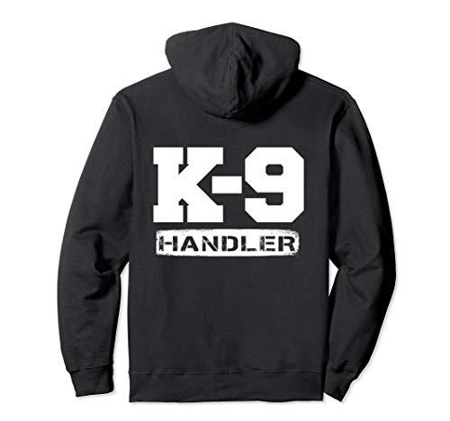 K-9 Handler Police Sheriff Cops Law Enforcement Duty Uniform Pullover Hoodie