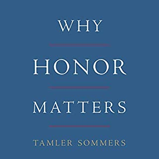 Why Honor Matters cover art