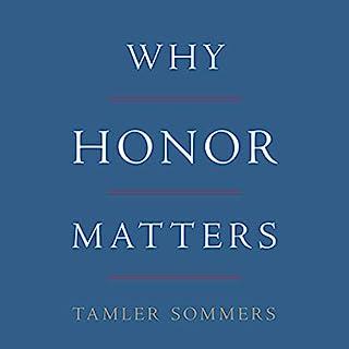 Page de couverture de Why Honor Matters