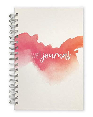 CBJ Well Journal, A 12-Week Food and Exercise Journal for Women by Coaching by Jennifer - Health Tracker and Goal Planner to Log Weight, Diet, Exercise, Body Measurement, Mindfulness, and Wellness
