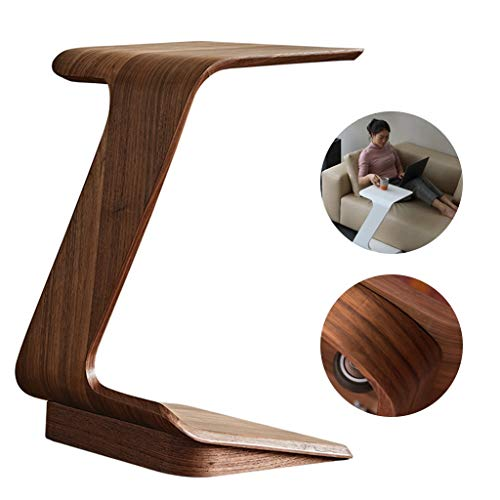 HYJBGGH Koffietafel, klein, salontafel, nachtkastje, zijtafel, industrieel hout, creatief design, bijzettafel, sofa, modern, salontafel, multifunctionele hoektafel nachtkastje