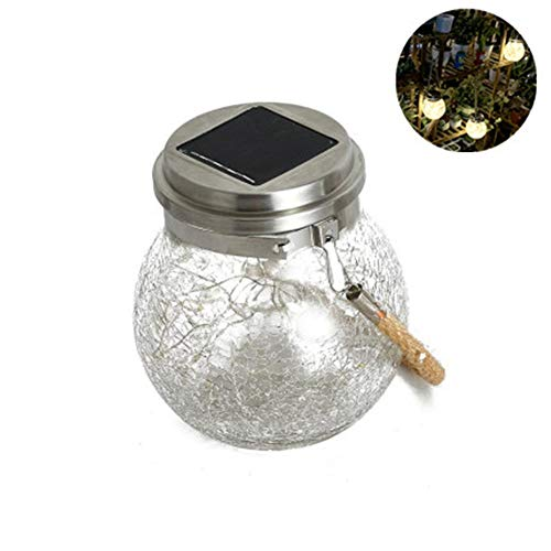 MZ Solar star light, power saving and waterproof, freely placed,Used for outdoor landscape decoration of garden terrace.5.3 * 4.3 * 4.3in