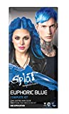 Splat | Euphoric Blue | Original Complete Kit | Blue Semi-Permanent Hair Dye