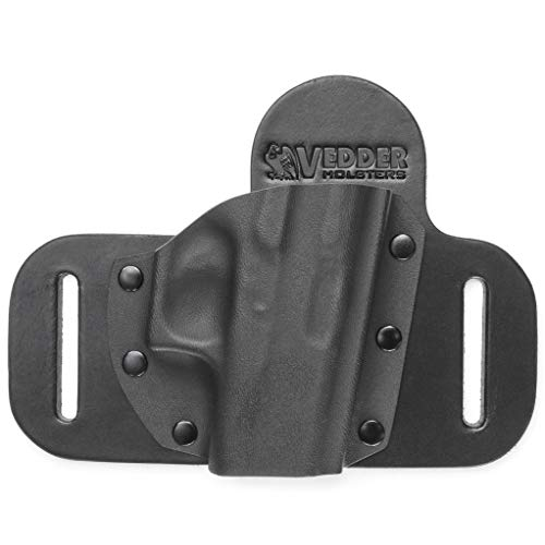 Vedder Holsters Quick Draw OWB Hybrid Holster - S&W Shield