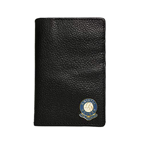 Bristol Rovers Football Club Leather Credit Card case