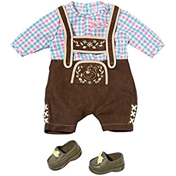 Zapf Creation 4001167822869 Baby Born Puppenkleidung, Mehrfarbig