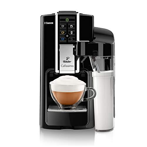 Tchibo Saeco Cafissimo Latte Kaffeemaschine, Nero