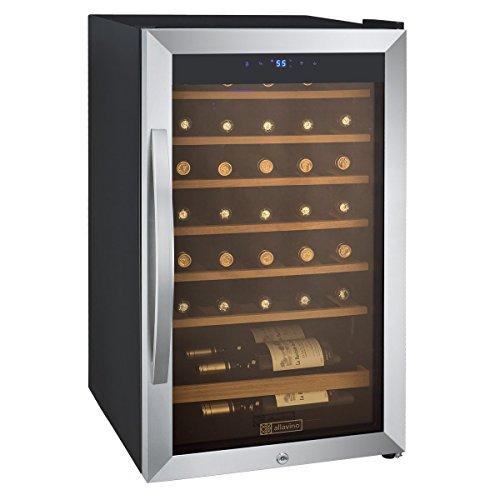 Cascina 34 Bottle Single Zone Wine Refrigerator