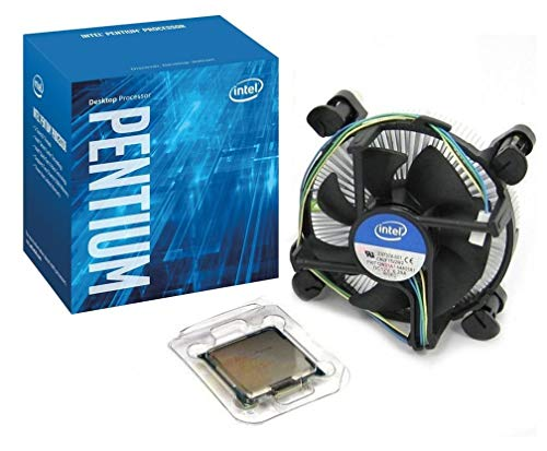 Build My PC, PC Builder, Intel Pentium G4400