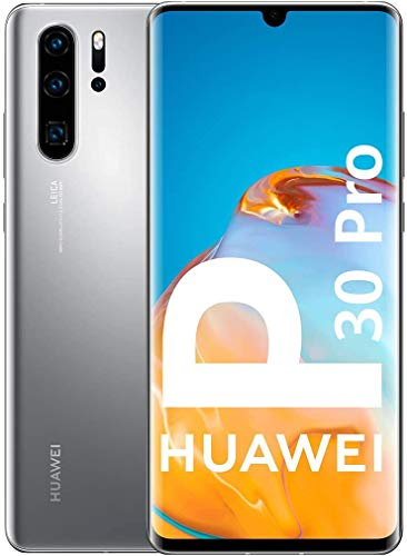 HUAWEI P30 Pro New Edition 16,4 cm (6.47') 8 GB 256 GB SIM Doble 4G USB Tipo C Plata 4200 mAh P30 Pro New Edition, 16,4 cm (6.47'), 2340 x 1080 Pixeles, 8 GB, 256 GB, 12 MP, Plata