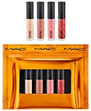M.A.C. Shiny Pretty Things Party Favours Mini Lip Glosses: Nude