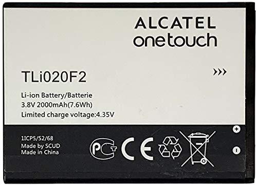 O4L Alcatel TLi020F2 7040T 7040N 7040 Fierce 2 A564C Pop Icon Pre Paid 2000mAh Batería