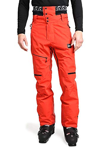 Picture Herren Track Skihose rot XL