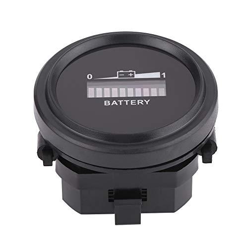 12V / 24V / 36V / 48V / 72V LED Indicatore misuratore digitale batteria Indicatore batteria, Indicatore batteria