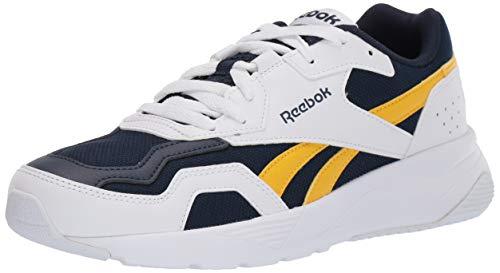 Reebok Royal Dashonic 2 - Zapatillas deportivas para mujer, Blanco (Blanco/azul marino/amarillo tóxico.), 39 EU