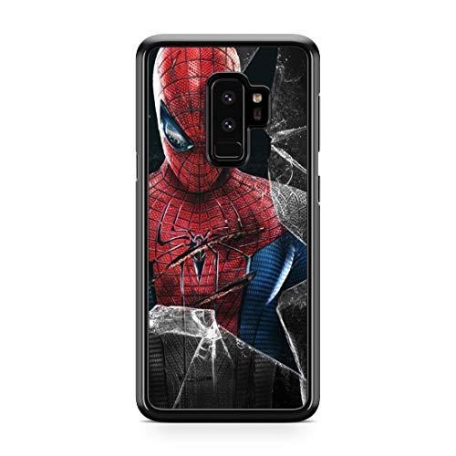 Inspired by Spider-man Samsung Galaxy S8 S9 Plus S10 S10e S10 Plus Case Spiderman Comics Super hero Galaxy Case Spider man Logo M90