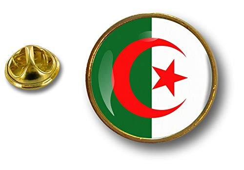 Akacha pin flaggen Button pins anstecker Anstecknadel kokarde air Force algerien