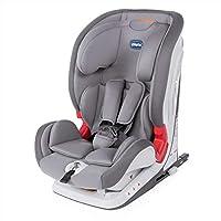 Seggiolino auto che cresce con il tuo bambino, dai 12 mesi fino ai circa 12 anni d'età In gruppo 1, 9-18 kg, il seggiolino si installa nella direzione di marcia fissandolo all'auto con le cinture di sicurezza e assicurando il bambino con le cinture d...