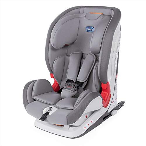Chicco YOUniverse Seggiolino Auto 9-36 kg Reclinabile, Gruppo 1/2/3 per Bambini da 1 a 12 Anni, Facile da Installare, con Poggiatesta e Cinture...