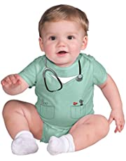 Disfraz de Doctor Pelele Bebé