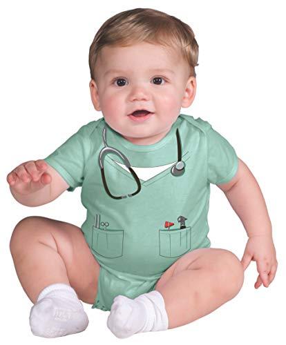 Disfraz de médico doctor para bebé, talla 6-12 meses (Rubie