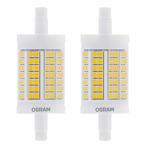 OSRAM LED LINE 78 100 R7s Stablampe 11,5W=100W 1521lm warmweiß 2700K 80Ra A++2er