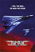Top Gun The Need For Speed (トップガン トムクルーズ) ポスター
