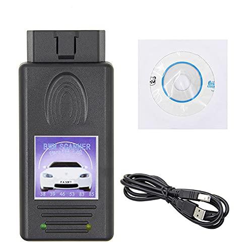 LCDXBYTFT Para 1.4/1.4.0 instrumento de diagnóstico de fallos del coche es conveniente para la línea de detección de fallos de BMW