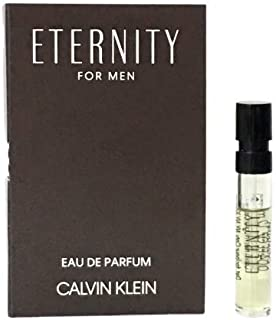 CK カルバンクライン エタニティ フォーメン オードパルファム EDP 1.2ml ミニ香水 サンプル 香水 CALVIN KLEIN [並行輸入品]