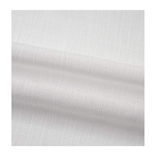 yankai linnen stof middelzware stof katoen linnen eenkleurig hennefu jas rok jurk breedte 155cm NIU