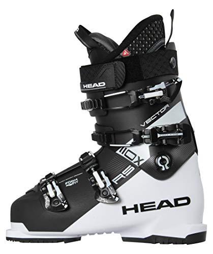 HEAD Skischuhe Vector RS 110X Black/White Schwarz/Weiß 25