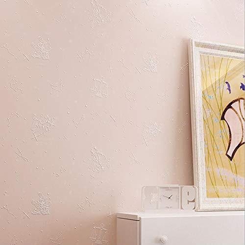 Behang, 3D Stereo Leuke Kinderkamer 12 Constellaties Decal Jongen Meisje Prinses Kamer Roze Ster Ruimte Muren Art Decor Wanddoek