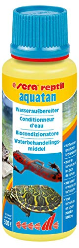 Biocondizionatore acquari Sera reptil aquatan 100ml