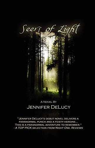 Book: Seers of Light by Jennifer DeLucy
