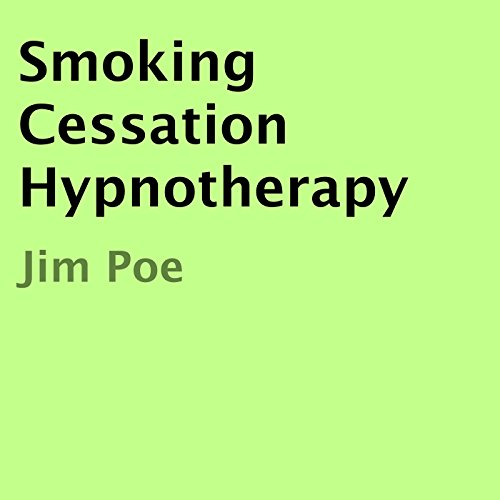 Smoking Cessation Hypnotherapy audiobook cover art