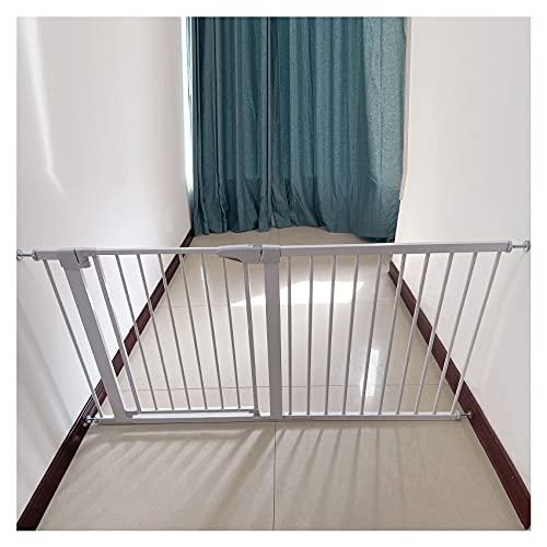 Barrera seguridad niños Con cierre de presin Valla para bebes Para balcones y escaleras Barrera Seguridad 61-68cm