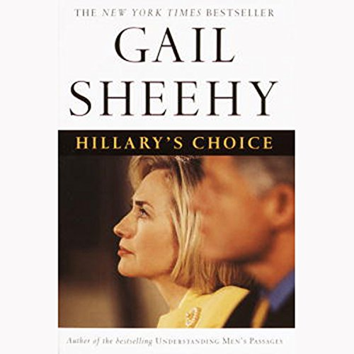 Hillary's Choice audiobook cover art