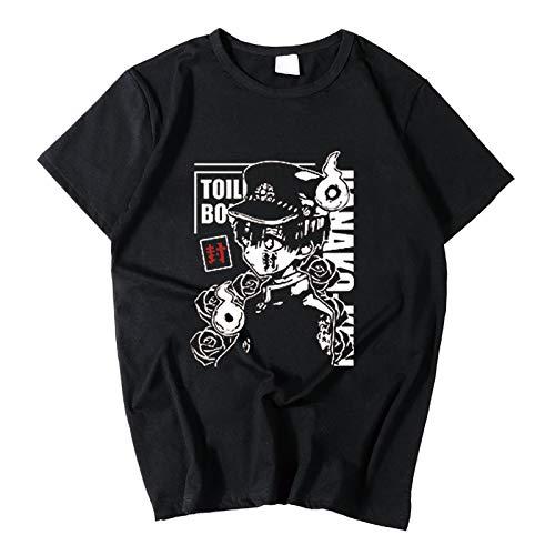 DSFG Toilet-Bound Hanako-kun t Shirt Jibaku Shounen Hanako kun Cosplay t-Shirt Personalized Men's Short Sleeve Tops Tees Casual