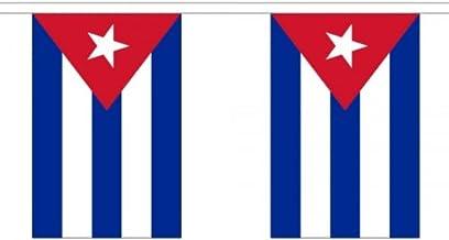 U24Drapeau du Cuba haute qualité pour bateau drapeau 30x 45cm Equipements de cabine Bateaux et navigation