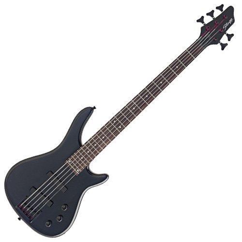 STAGG E-Bass BC300-5, 5-saitig, schwarz