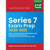 Series 7 Exam Prep 2020-2021: Study Guide with 500 Questions and Detailed Answer Explanations (New Official Outline and 4 Full Practice Tests) (English Edition)