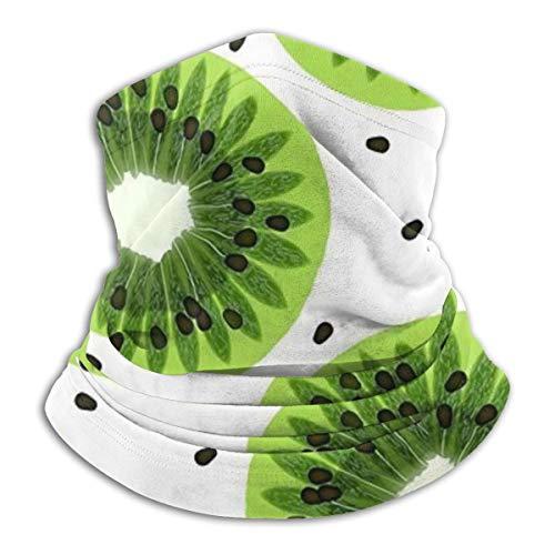 Kiwi Fruit Lumineux Vert Cagoule Cache-Cagoule Masque De Ski Par Temps Froid Masque De Visage Hiver Chapeaux Chapeaux Pour Hommes Femmes