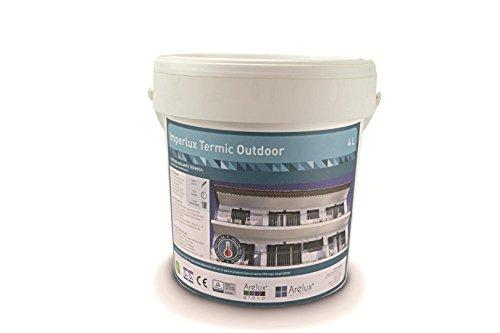 Vernice isolante termico e acustico (4L) | Imperlux Termic Outdoor