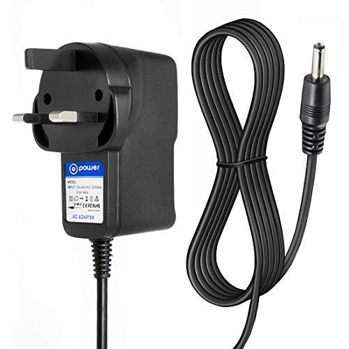 T POWER 5V DC Ac Dc Adapter For Foscam Wireless Wired Ip VideoSecu IPP105B Video Surveillance Security Camera Fits FI9821W FI8910W FI8916W (Saw-0502000) Fi8918w Fi8908w