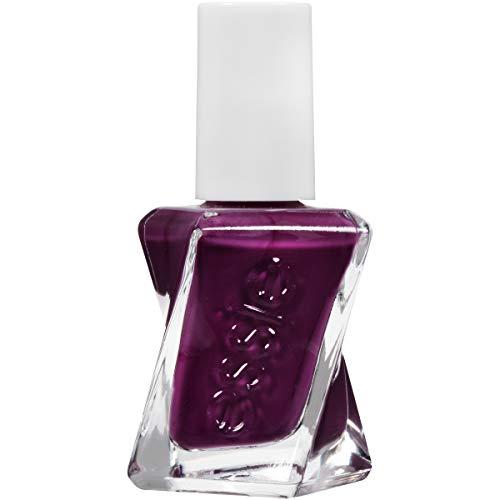 essie Gel Couture 2-Step Longwear Nail Polish, Turn 'N' Pose, Purple Nail Polish, 0.46 fl. oz.