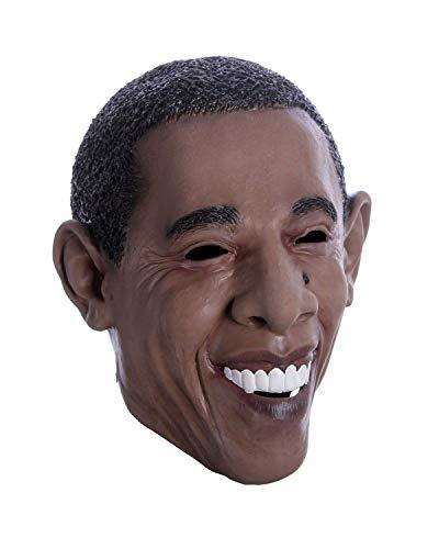 Obama Maske Barack Politiker Politikermaske Faschingsmaske
