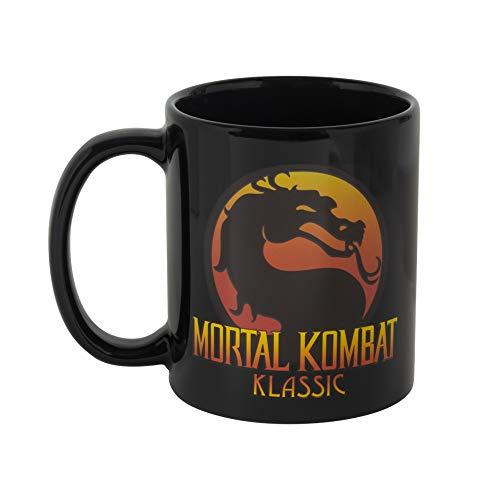Preisvergleich Produktbild Mortal Kombat Heat Mug