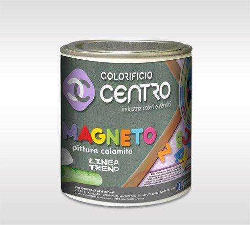 Pittura Calamita-Colorificio Centro - Magneto