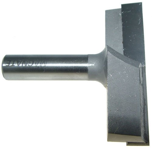 """Magnate 2709 Surface Planing (Bottom Cleaning) Router Bit - 3"""" Cutting Diameter"""